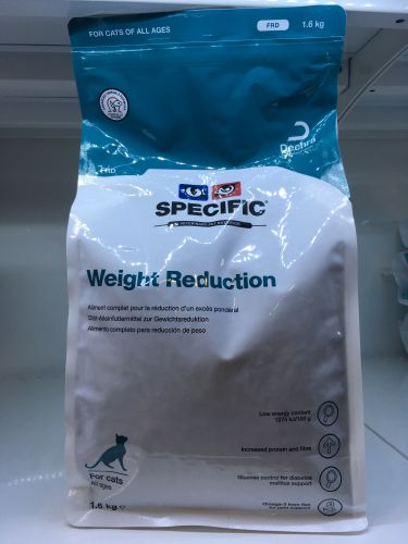 SPECIFIC FRD Weight Reduction - Nutukusioms katėms